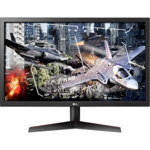 "Monitor Gamer LG 24"" 24GL600F-BAWZ 1ms 144Hz"