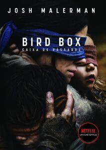 Caixa de Pássaros: Não abra os olhos (Português) Capa comum