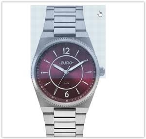 [Prime] Relógio Euro Feminino Eu2035yre/3n Casual R$ 100