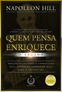 eBook Kindle - Quem pensa enriquece: O legado| R$10
