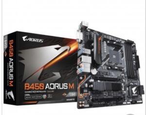 Placa Mãe Gigabyte B450 AORUS M mATX AMD DDR4 | R$764