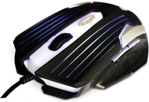 (PRIME) Mouse Gamer USB MG-11BSI, C3TECH, Mouses