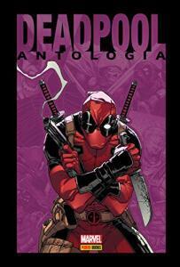 Deadpool. Antologia   R$45