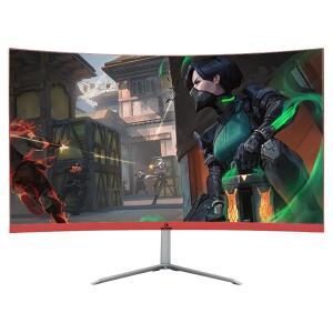 "Monitor Concórdia Gamer Curvo 23.8"" Led Full Hd Hdmi Vga Ips | R$764"