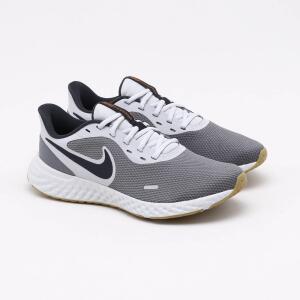 Tênis Nike Revolution 5 Cinza Masculino