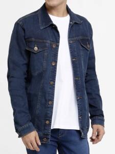 Jaqueta Masculina Botões Zune Jeans | R$ 80