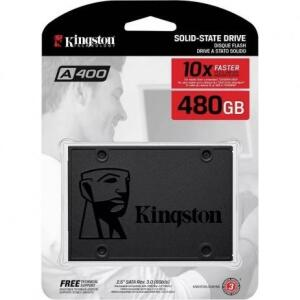 SSD 480GB Kingston | R$315