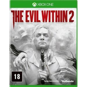 [MÍDIA FÍSICA] Game The Evil Within 2 - XBOX ONE   R$37