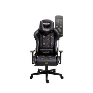 Cadeira Gamer MaxRacer Tactical SMI Limited Edition [Com Massageador]