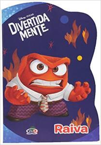 [Prime] Livro infantil Raiva - divertida mente (Português)   R$ 8