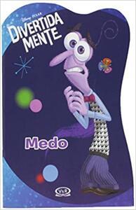 Prime] Livro infantil Medo - divertida mente (Português) | R$ 10