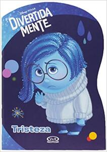 Prime] Livro infantil Tristeza - divertida mente (Português)   R$ 7
