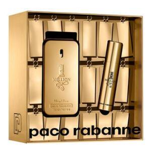 Paco Rabanne One Million Kit Perfume Masculino EDT + Miniatura R$ 242