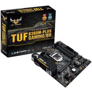 Placa Mae 1151 B360M PLUS DDR4   R$595
