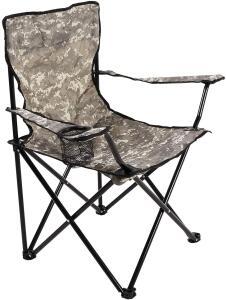 Cadeira Araguaia Confort com Braço Camuflada Bel Fix Verdeparareto R$ 78
