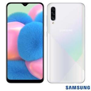 """Samsung Galaxy A30s com Tela de 6,4"""" 4G 64GB - R$1039"""