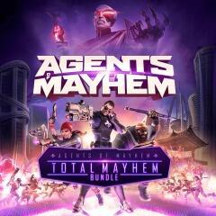Agents of Mayhem - Total Mayhem Bundle R$ 25