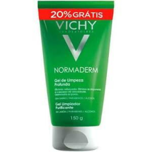 Gel de Limpeza Profunda Normaderm - 150g - R$36