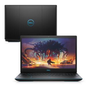 "[APP] Notebook Gamer Dell G3-3590-U60P 9ª Geração Intel Core i7 8GB 512GB SSD Placa Vídeo NVIDIA 1660Ti 15.6"" Linux"