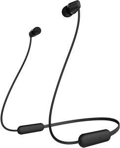 Sony Fone De Ouvido Bluetooth Wi-C200/B Preto R$ 169