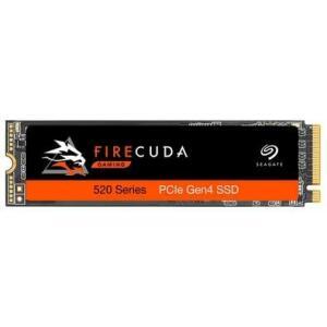 SSD Seagate FireCuda 520, 1TB, M.2, PCIe, NVMe, Leituras: 5000Mb/s e Gravações