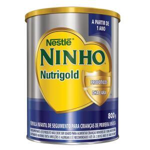 Fórmula Infantil Ninho Nutrigold 800g