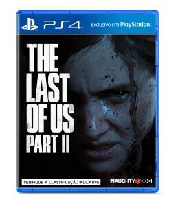 The Last of Us Part II - Edição Padrão - PlayStation 4   R$ 254