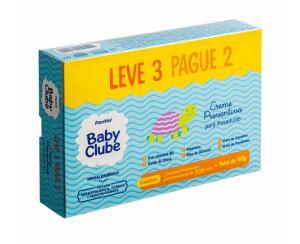 Creme Preventivo De Assaduras Panvel Baby Clube 30g Leve 3 Pague 2