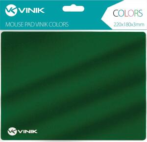 [PRIME] Mouse Pad Vinik Colors Verde, VINIK, Min. 1   R$5