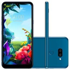 Smartphone Lg K40S Lmx430Bmw 32Gb Azul | R$ 764