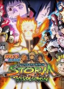 Jogo Naruto Shippuden: Ultimate Ninja STORM Revolution - PC