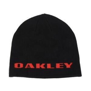 [APP] Gorro Oakley Rockslide Beanie Masculino - Preto e Chumbo