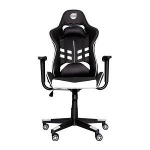 Cadeira Gamer Prime-X Dazz Preta e Branco
