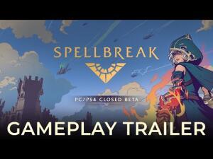 [PS4] Giveaway do Jogo Spellbreak