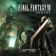 FINAL FANTASY VII REMAKE - Cloud | TEMA PS4