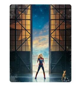 [Blu-ray] Capitã Marvel - Steelbook   R$ 69