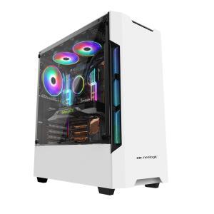 Gabinete RGB Neologic Branco | R$ 315