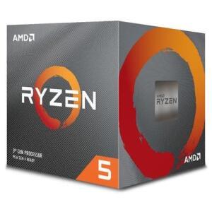 Processador AMD Ryzen 5 3600X Cache 32MB 3.8GHz (4.4GHz Max Turbo) R$ 1390