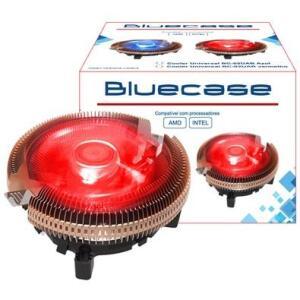 Cooler Bluecase Universal para AMD e Intel, LED Vermelho - BC02UARCASE R$ 30