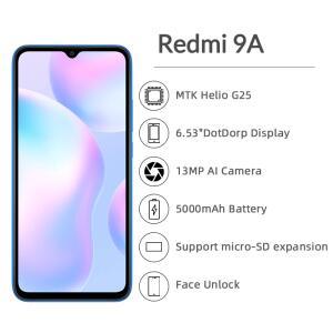 [Internacional] Xiaomi Redmi 9a | R$570