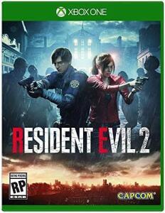 [XBOX ONE] Resident Evil 2