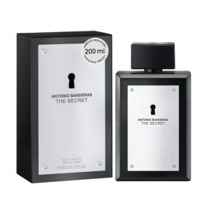 Perfume Masculino Antonio Banderas The Secret 200ml - R$104