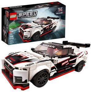 LEGO Speed Champions Nissan GT-R NISMO, Kit de Construção (298 peças) R$ 130