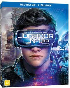 [PRIME] Jogador No 1 [Blu-ray 3D] + [Blu-ray]