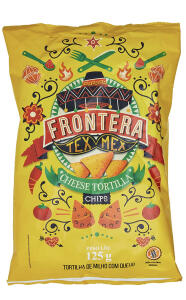 [PRIME] Tortilla Chips Frontera 125g