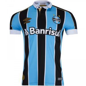 [APP] Camisa do Grêmio I 2019 Umbro - Masculina