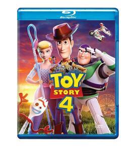 Toy Story 4 - Blu-ray