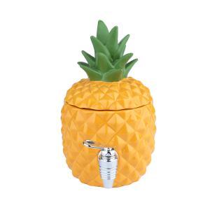 Dispenser para Bebida Pineapple Urban Cerâmica - R$75