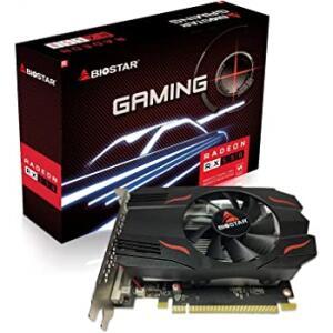Placa de Video Biostar Radeon Rx 550 4GB, GDDR5   R$ 529