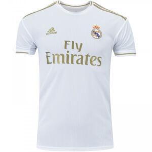[APP] Camisa Real Madrid I 19/20 adidas - Masculina   R$ 97